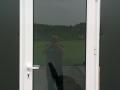 Алуминиева врата за фургон